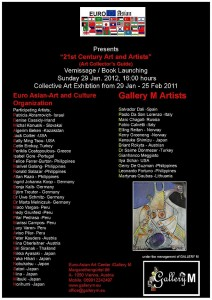 Vernissage 21st Century Art and Artists Kopie
